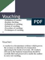 Vouching