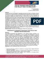 COMPARAÇÃO DE CENÁRIOS INDUSTRIAIS DE