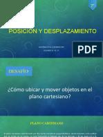 Posición y desplazamiento 7°.pptx