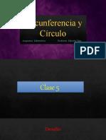 Circunferencia y círculo 7°