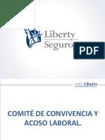 COMITE DE CONVIVENCIA LABORAL FUNCIONES Y RESPONSABILIDADES LIBERTY