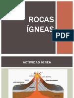 5 ROCAS IGNEAS
