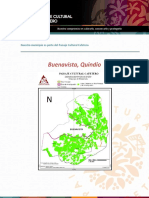 Zonas Principal y Amortiguamiento municipios del Quindío PCC