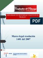 3-2...Marco legal resolución 1401 del 2007.pptx