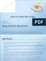 Star systems are atoms