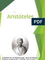 ARISTÓTELES_RESUMO GERAL
