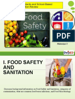 Food Safety in Schools 1