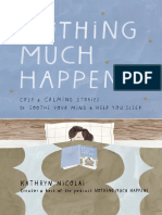 Nothing Much Happens Chapter Sampler