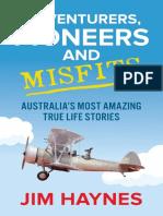 Adventurers, Pioneers & Misfits Chapter Sampler