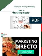Ejemplos de Éxito de Marketing Directo