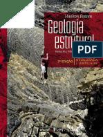 Geologia Estrutural 2ed DEG