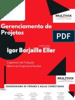 Gerenciamento de Projetos - Aula 01