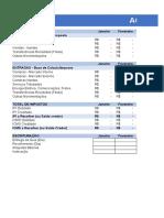 Modelo de Gestão de Impostos