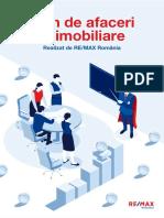 REMAX Plan de afaceri in imobiliare - Ebook