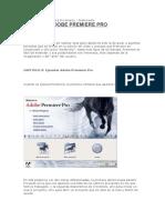 Tutorial Adobe Premiere Pro Basico