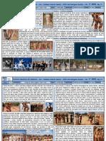 A Dança na cultura indígena  - Atividade 6 -