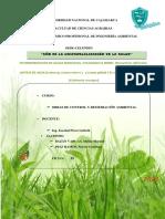 Artículo de Biotecnologías de Fitorremediación