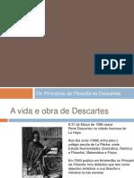 DESCARTES_RESUMO DO SEU PENSAMENTO