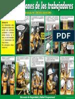Afiche - Obligaciones Del Trabajador
