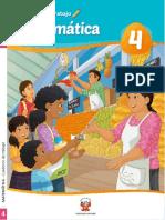 DÍA 4 MATEMÁTICA PÁGINAS 93 y 94 CUADERNO DE TRABAJO