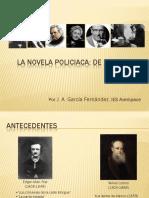 La novela policiaca-De Poe a hoy
