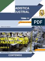 Clase11- Estadística Industrial