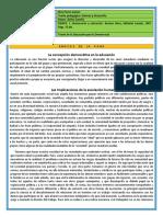 Eloy.Ficha de analisis democracia y educacion.