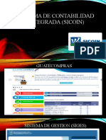 Sistema de contabilidad integrada (sicoin)
