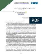 La Tecnología Educativa en la Pedagogía del siglo XXI - una visión en 3D.pdf