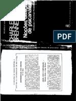 Noções básicas de psicanalise completo