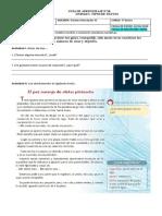 Guía 10_ Unidad 1 Leng. 3°