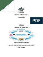 Actividad de Aprendizaje 4 Evidencia 5 - Informe Seleccion del tipo de canal