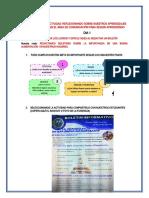 GUIA PARA LA ELABORACIÓN DEL MATERIAL DE LA SEMANA DE REFLEXIÓN - 3º SEC.