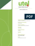 Actividad4 Teorías y sistemas de la psicología