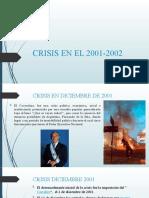 CRISIS EN EL 2001-2002