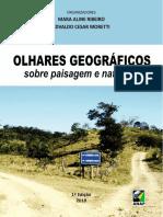 Ribeiro et al., 2018 (org) - Olhares_geograficos_paisagem_natureza