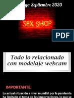 Sexshap Catalogo