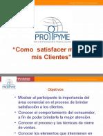 CLASE 10 - COMO SATISFACER A NUESTROS CLIENTES.ppt