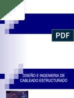 CURSO DISEÑO E INGENIERIA DE CABLEADO ESTRUCTURADO2018