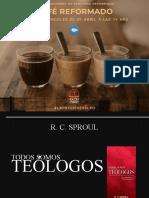 Café Reformado -Somos Teólogos 1