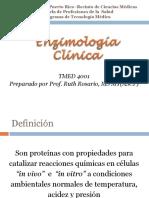 Enzimología 2013