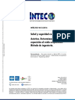 INTE ISO 9612 2016_Medición de ruido ocupacional