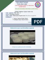 video de lacteos - elaboración de queso azul