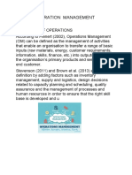 OPERATION  MANAGEMENT.docx
