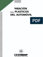 1 - REPARACION DE PLASTICOS DEL AUTOMOVIL