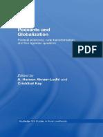 Peasants and Globalisation