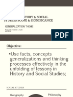 CONTENT-HISTORY-SOCIAL-STUDIES-SCOPE-SIGNIFICANCE