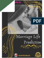Marriage Life Prediction-Tabij.in- +919776190123