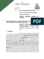 RECURSO-DE-CASACION- ESQUIVES HUANCAS JEYSSON MARCOS OK