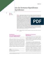2.Ontogenèse des hormones thyroïdiennes